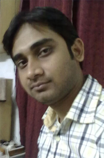 Mainak Halder, Founder of PastMasterBlogger