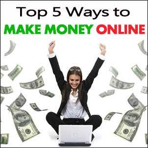 Top-5-ways-to-make-money-online