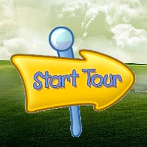 start tour of your blog