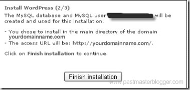 install WordPress on Hostgator using Fantastico