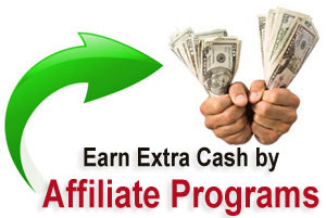 make money blogging with affiliate programs