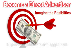 make money blogging with direct advertising