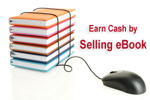 make money blogging by selling ebooks