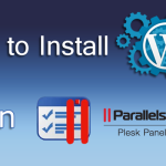 Install WordPress Manually on Plesk