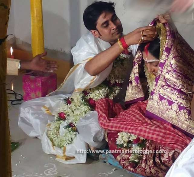 Mainak Halder Marriage