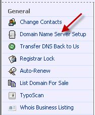 domain-nameserver-setup