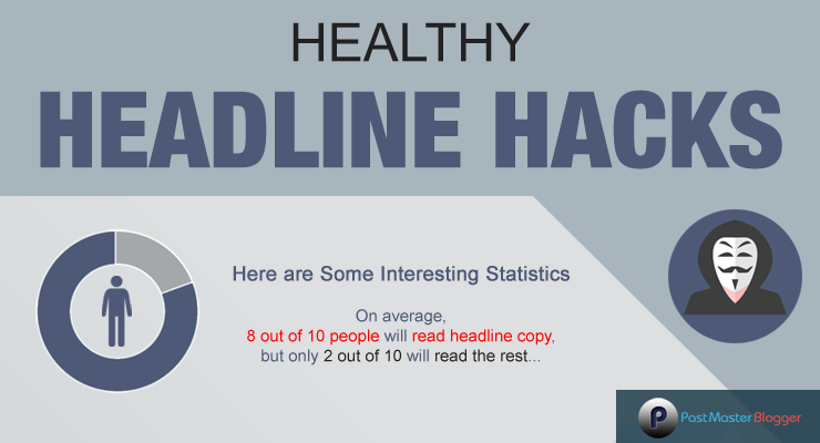 Top 10 Tricks On How To Write Catchy Headlines [Infographic]